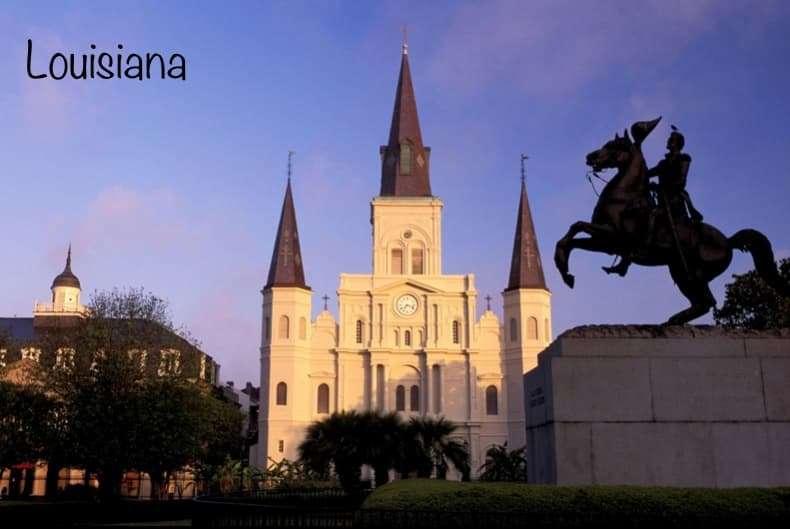 New Orleans-LOUISIANA