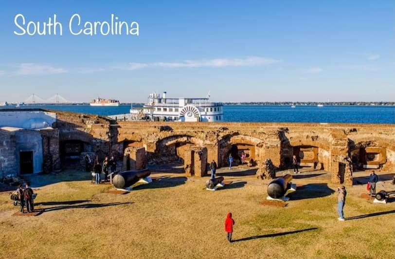 Charleston-SOUTH CAROLINA
